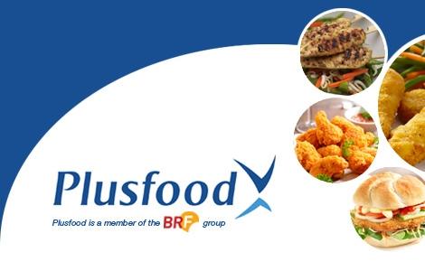 Glasvezel voedt intern dataverkeer Plusfood