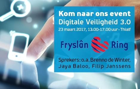 Meld u aan voor Digitale Veiligheid 3.0
