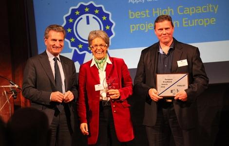 Tweede prijs en eervolle vermelding bij Breedband Awards